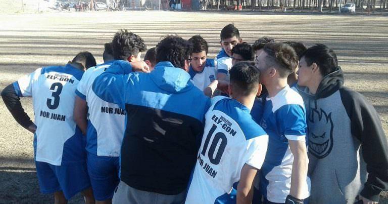 Rivadavia repartió puntos con Añelo