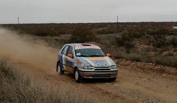 Arranca el Rally Neuquino en Andacollo