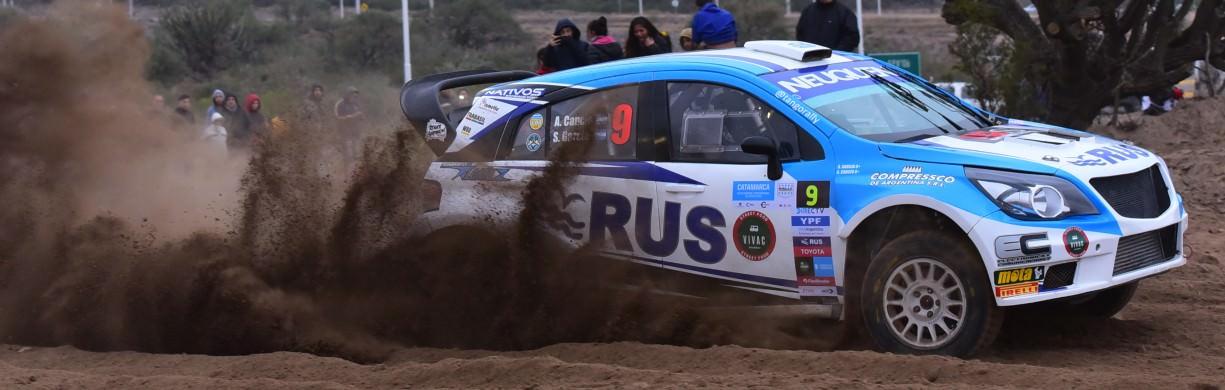 Cancio presionó pero terminó segundo en Catamarca