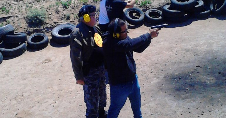 Combate, tiro y autodefensa en Cutral