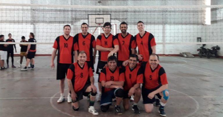 Cutral Co debuta en la Copa Master de Vóley