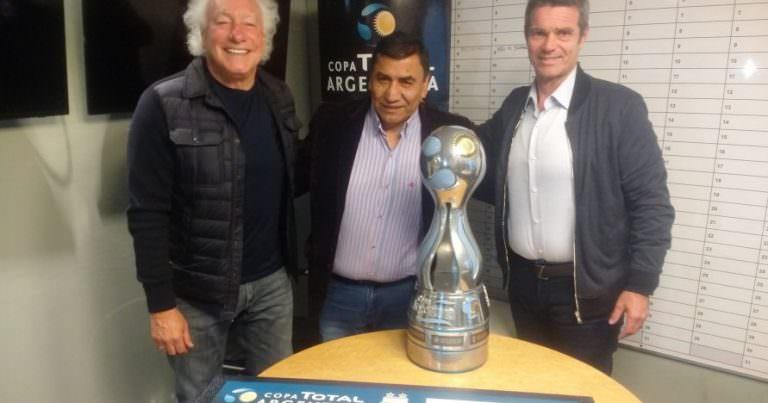 Una visita poco deseada en Copa Argentina