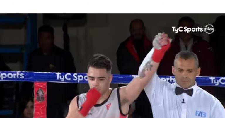 Box: Mauro Palacio sumó una victoria valiosa