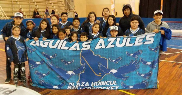 Águilas Azules prepara un nuevo torneo de Roller Hockey