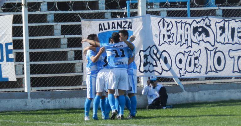 Alianza ganó al trote ante San Patricio