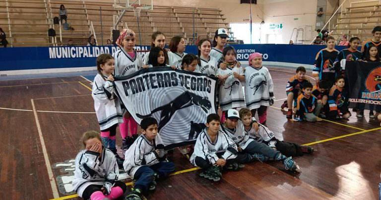 Panteras preparan un nuevo torneo de Roller Hockey