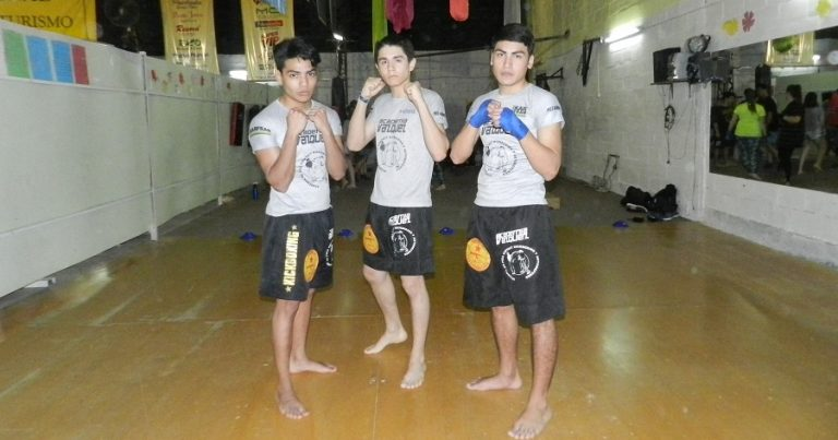 El Kick Boxing de Cutral Co va a Centenario