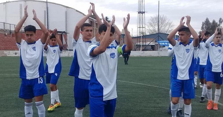 Rivadavia sumó mirando el ascenso