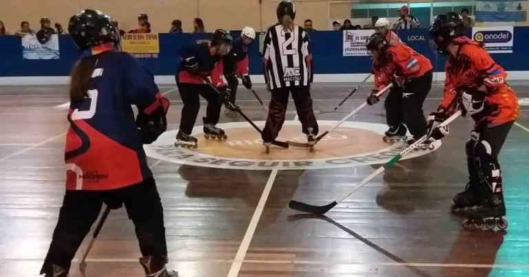 El torneo de Roller Hockey se define hoy