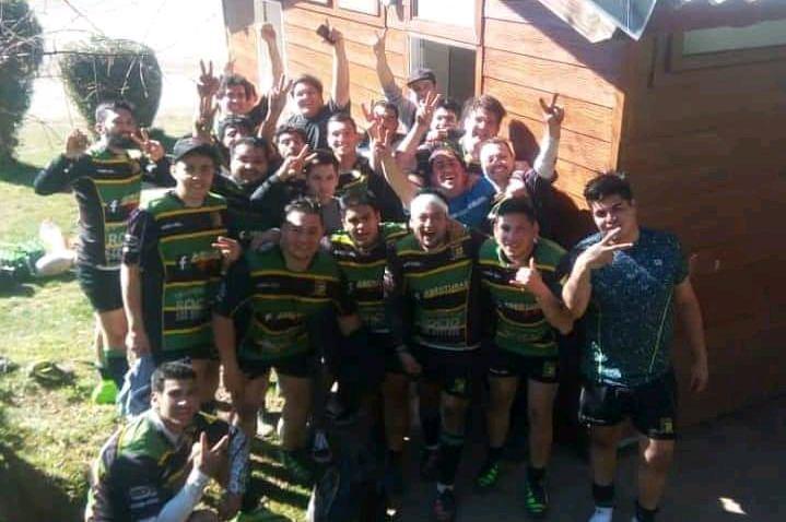 Rugby: Ganaron los Dinos RC