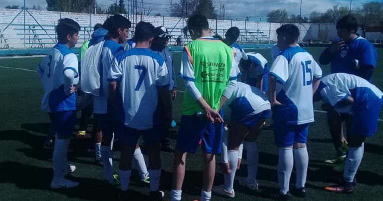 Fútbol: Viaje de 6 puntos para Rivadavia