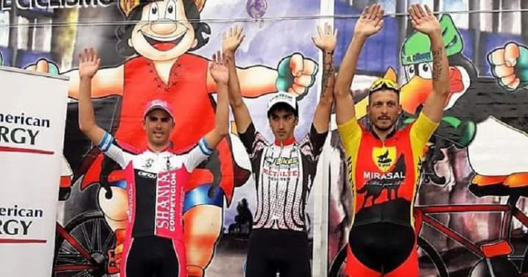 El Roly Ganó la 2da etapa de la Vuelta al Valle