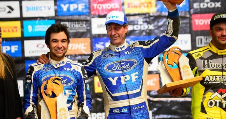 Villagra es el campeón del Rally Argentino