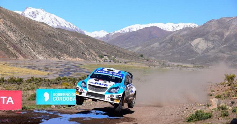 Rally Argentino: Cancio con mala suerte
