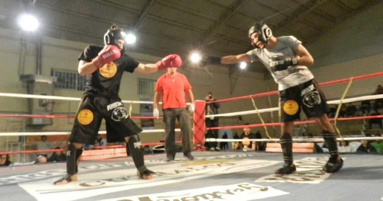 Kick Boxing: Derrotas en Añelo