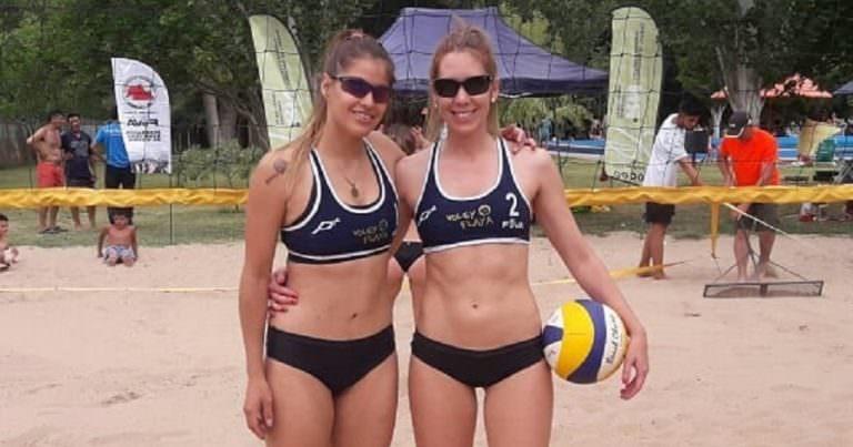 Beach Vóley: Soto-Quilodrán ganaron en Roca