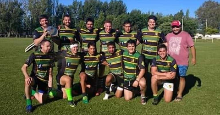 Rugby: 5to puesto para Dinos RC