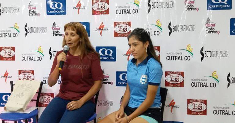 La campeona Argentina de Ciclismo es Todo Terreno
