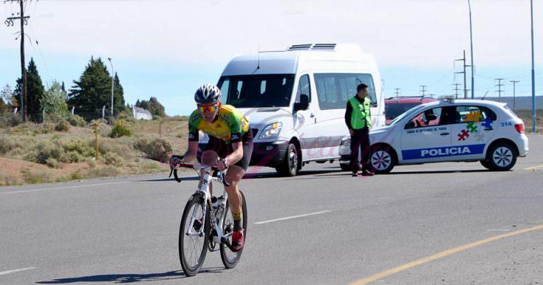 Ciclismo: Leo Gamboa es de selección