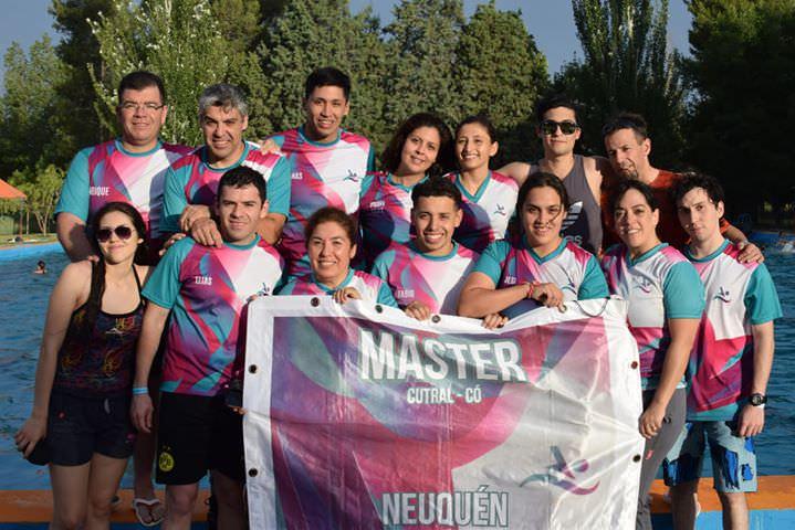 Natación: Los Master de Cutral Co se quedaron con el bronce
