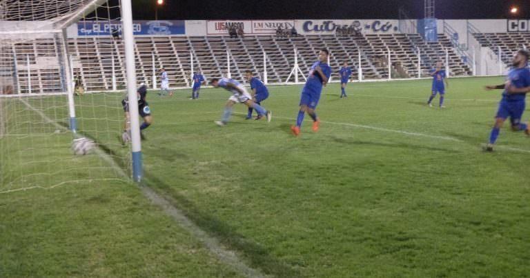 El Gallo se despidió con un empate ante Patagonia