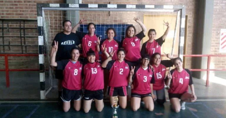 Handball: 2do puesto para Panteras