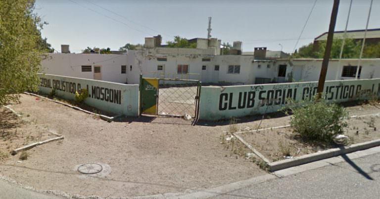 El club ciclistico Mosconi aguarda por su albergue