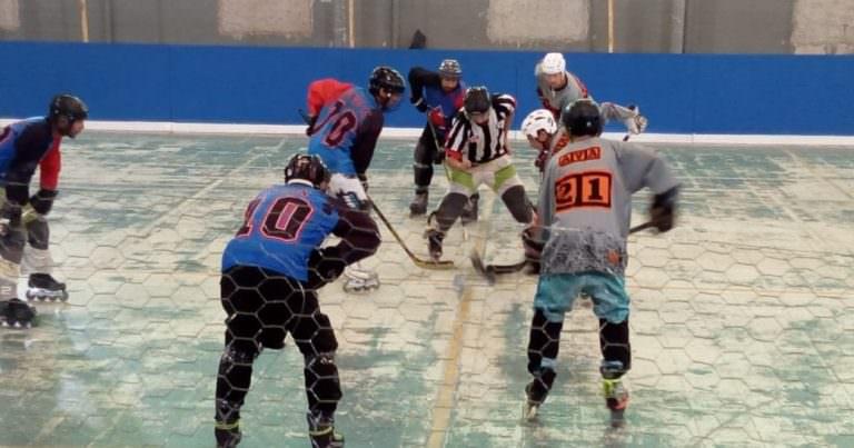 Roller Hockey: Segundo Torneo Petroleo