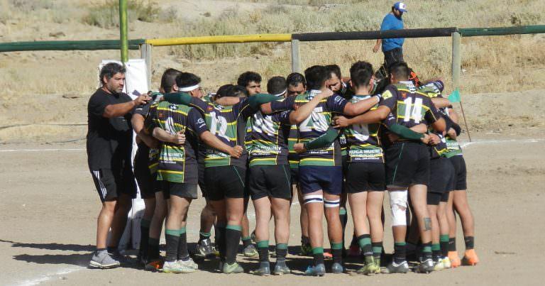Rugby: Dinos se prepara para el próximo torneo