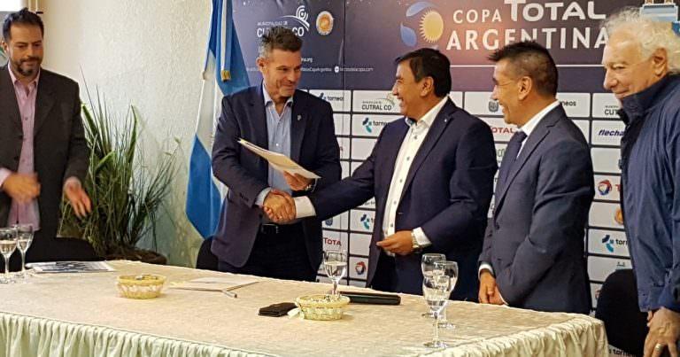 Tres partidos de Copa Argentina se jugarán en Cutral Co