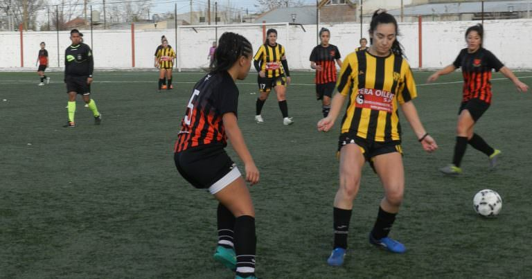 Comienza la Copa Neuquén Femenina