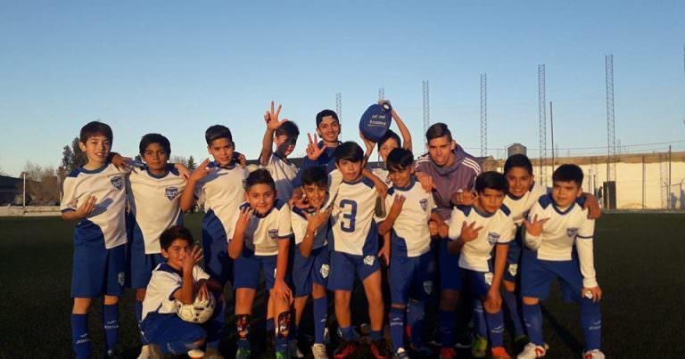 Rivadavia sumó en los recuperados frente a Añelo