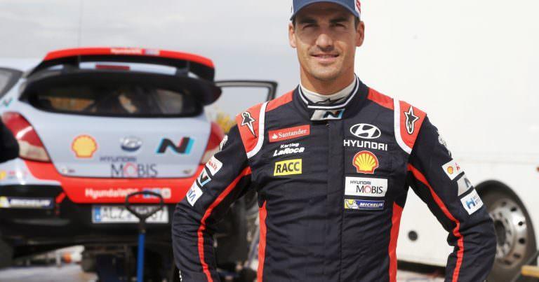 Dani Sordo correrá el Rally de Neuquén