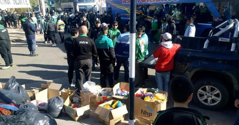Copa Argentina: Villa Mitre vuelve con su accionar solidario