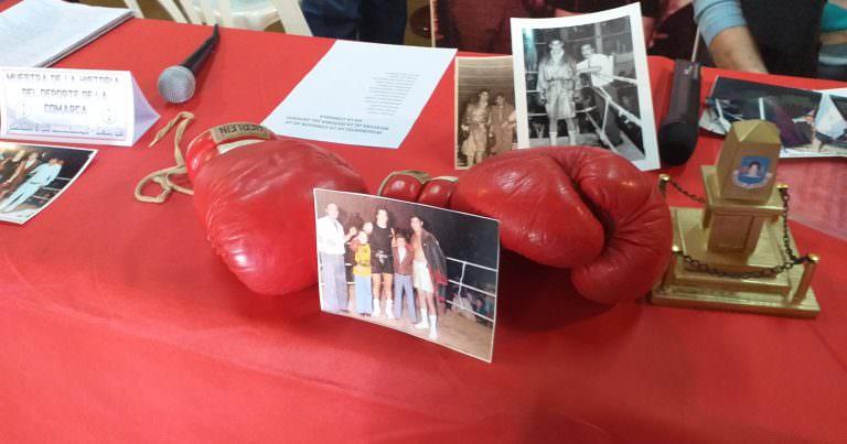 ¿Cómo llegaron los guantes de Ringo Bonavena a la familia del boxeador Carlos Sosa?