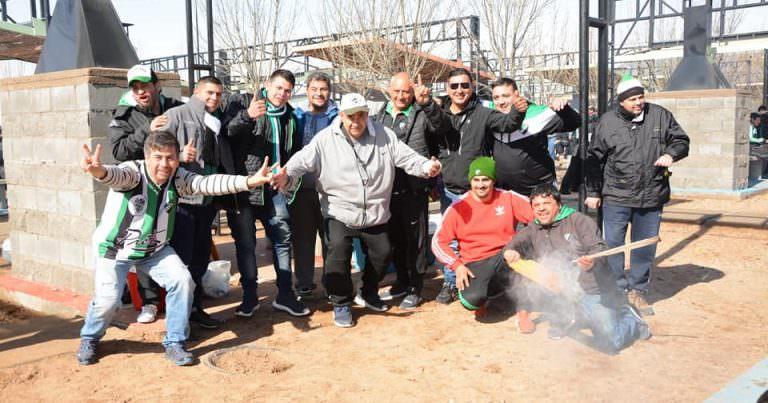 Copa Argentina: Previa en el Parque de la ciudad
