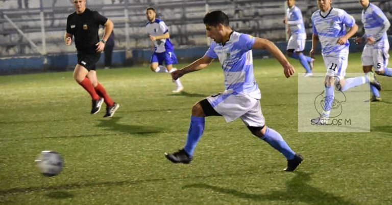 Alianza goleó a Rivadavia en Club Plaza