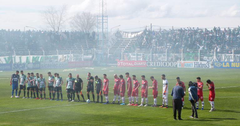 Copa Argentina: Altercados en el último encuentro en Cutral Co