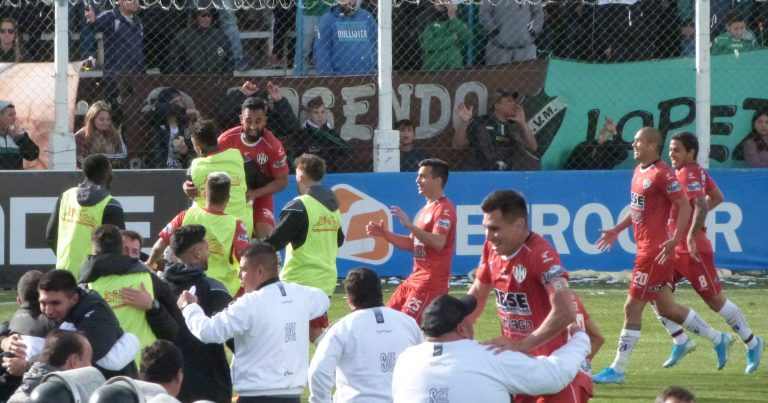 Copa Argentina: Central Córdoba sacó chapa y eliminó a Villa Mitre