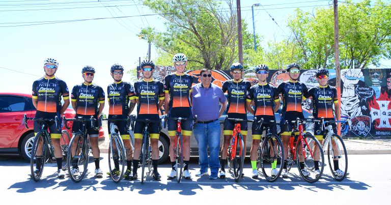 Rioseco confirmó la 10° Vuelta ciclística de Cutral Co