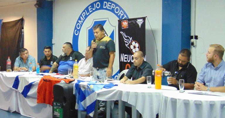 Se hizo la presentación de las subsedes de Neuquén Cup