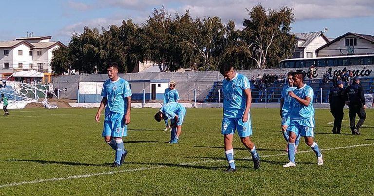 Dura derrota de Alianza en Bariloche