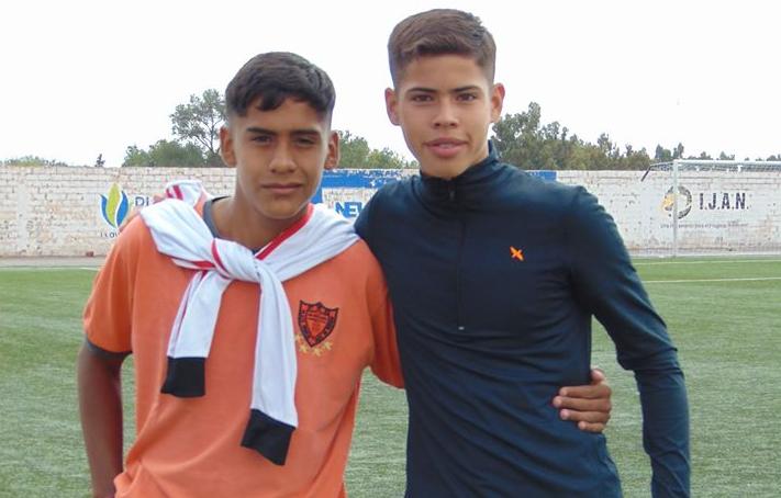 Dos juveniles de Petro se probarán en Buenos Aires