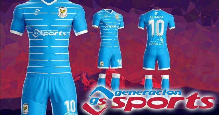 Alianza ya tiene su casaca para Lifune y Copa Neuquén