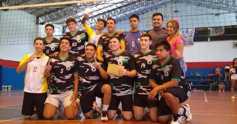 Vóley: El equipo de Huincul campeón en Junín de los Andes