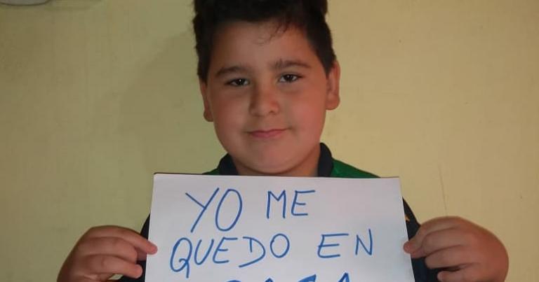 #YoMeQuedoEnCasa: Deportistas de Cutral Co y Huincul se suman a la campaña