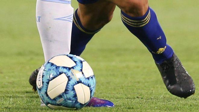 El Fútbol volvió bajo un estricto protocolo