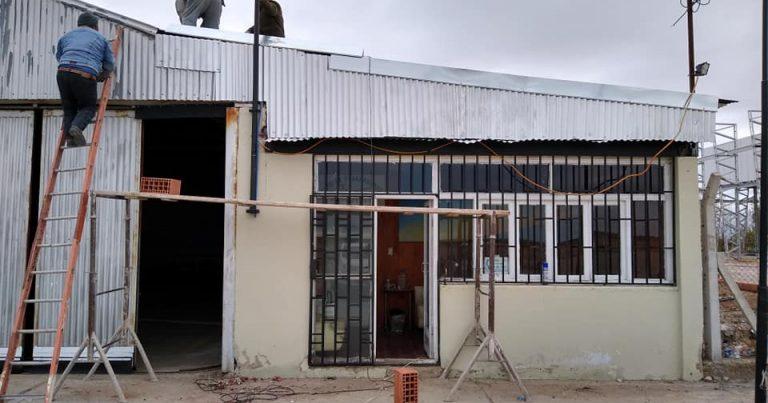 El Aeroclub y Club de planeadores de la comarca trabaja para conseguir la habilitación de la escuela