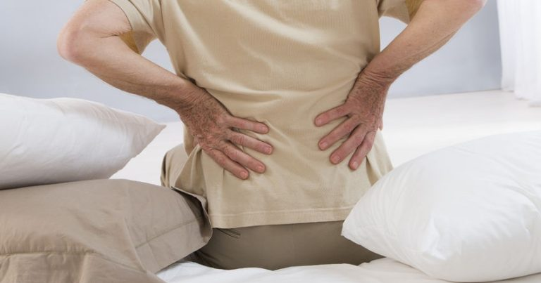 Ejercicios para aliviar los dolores de espalda