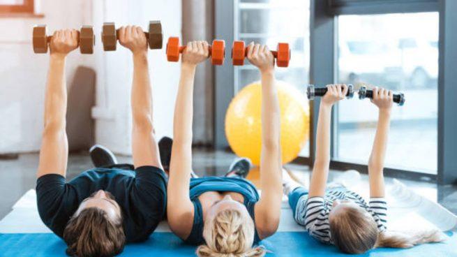 Actividades físicas para que los niños hagan en casa